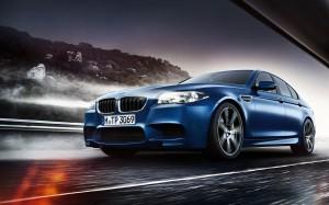 BMW_M5_Sedan
